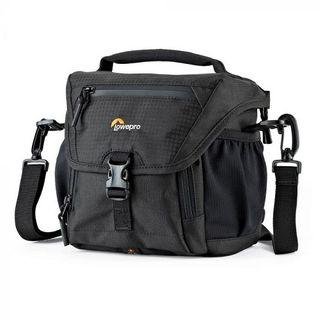 LOWEPRO NOVA 140 AW II BLACK SHOULDER BAG
