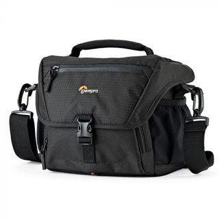 LOWEPRO NOVA 160 AW II BLACK SHOULDER BAG