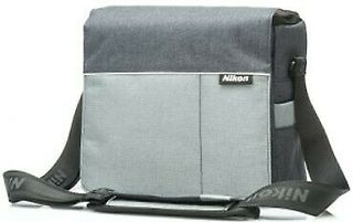 NIKON DSLR SYSTEM SHOULDER BAG GREY