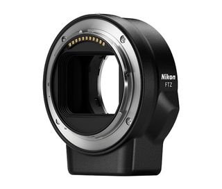 NIKKOR F MOUNT TO Z MOUNT LENS ADAPTER - FTZ