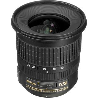NIKKOR AF-S DX 10-24MM F3.5-4.5G ED WIDE ANGLE ZOOM LENS