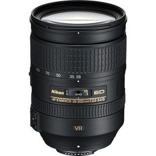NIKKOR AF-S FX 28-300MM F3.5-5.6G ED VR TELEPHOTO ZOOM LENS