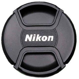NIKON LC-58 SNAP-ON FRONT LENS CAP 58MM