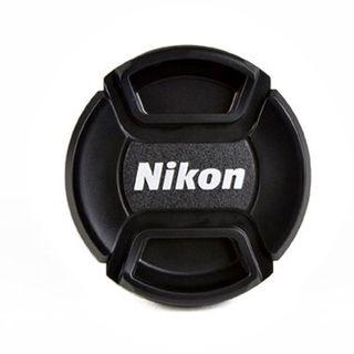 NIKON LC-62 SNAP-ON FRONT LENS CAP 62MM