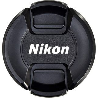 NIKON LC-55A SNAP-ON FRONT LENS CAP 55MM