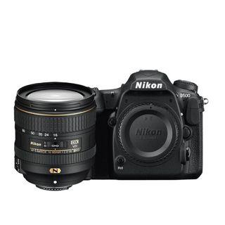 NIKON D500 DSLR WITH AF-S 16-80MM F2.8-4E ED VR LENS