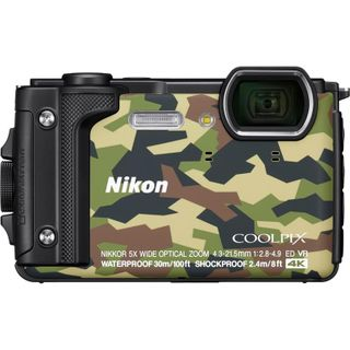 NIKON COOLPIX W300 TOUGH COMPACT CAMERA CAMO