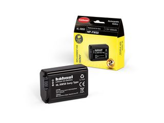 HAHNEL HL-XW50 SONY COMPATIBLE BATTERY NP-FW50