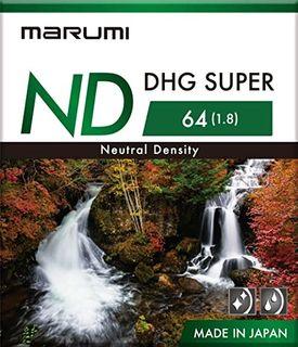 MARUMI DHG SUPER ND64 49MM