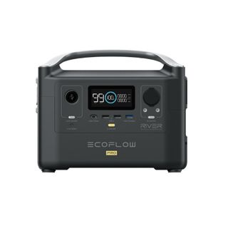 ECOFLOW RIVER PRO PORTABLE POWER STATION