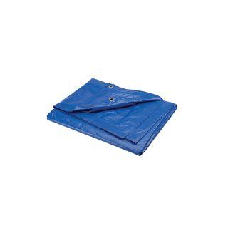 POLYTUF TARP MEDIUM BLUE 3.6 X 4.9M