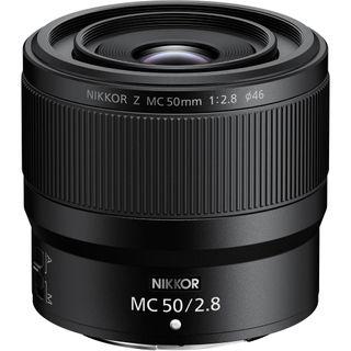NIKKOR Z MC 50MM F2.8 LENS