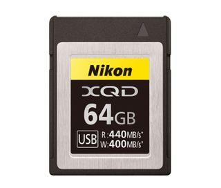 NIKON XQD 64GB 400MB S MEMORY CARD