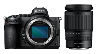 NIKON Z 5 MIRRORLESS WITH 24-200MM SINGLE LENS KIT