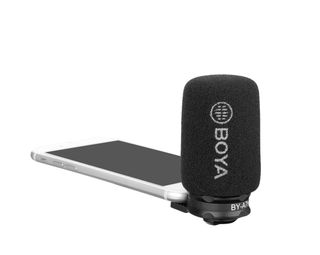 BOYA 3.5MM TRRS CARDIOID VIDEO MIC FOR SMARTPHONE