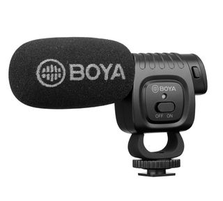 BOYA SHOTGUN VIDEO MIC FOR SMARTPHONES & DSLR