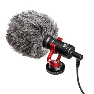 BOYA CARDIOID VIDEO MIC FOR SMARTPHONES & DSLR