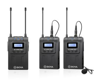 BOYA UHF WIRELESS MICROPHONE KIT 1TX+1RX