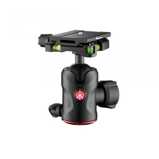 MANFROTTO 496 CENTRE BALL HEAD WITH TOP LOCK PLATE