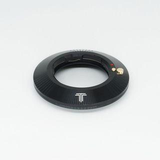 TTARTISAN LEICA M TO X1D ADAPTER BLACK