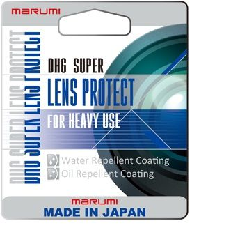 DHG SUPER LENS PROTECT 58MM