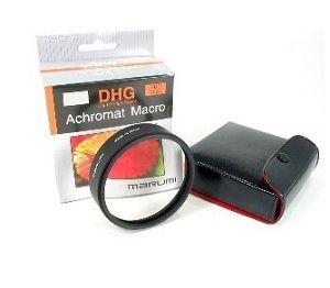MARUMI DHG ACHROMAT MACRO +3 62MM