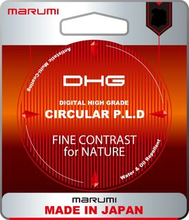 MARUMI DHG CIRCULAR POLARISING FILTER 40MM