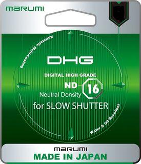 MARUMI DHG ND16 72MM