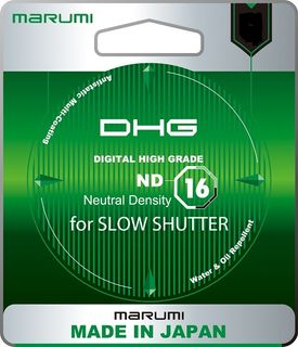 MARUMI DHG ND16 72MM