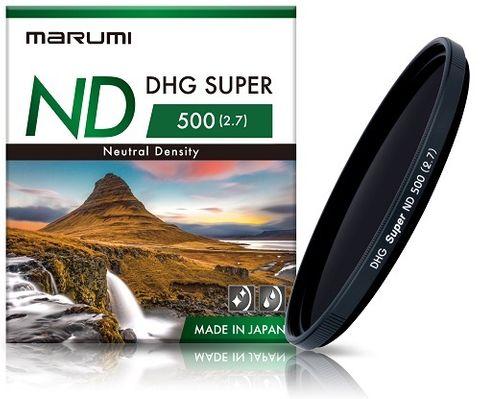 MARUMI ND500 DHG SUPER 72MM