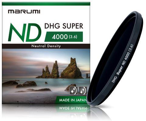 MARUMI ND4000 DHG SUPER 82MM