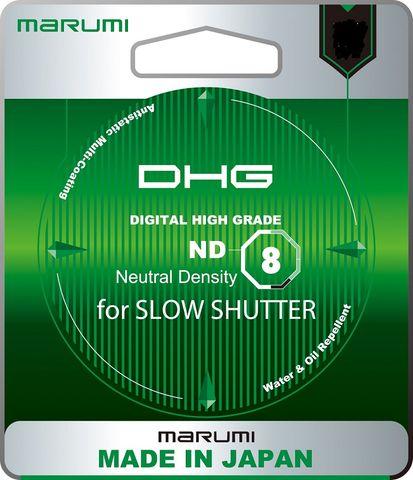 MARUMI DHG ND8 77MM