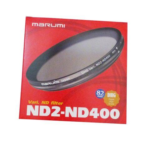 MARUMI VARI ND2 - ND400 82MM DHG