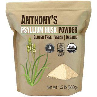 ANTHONYS PSYLLIUM HUSK POWDER 680G