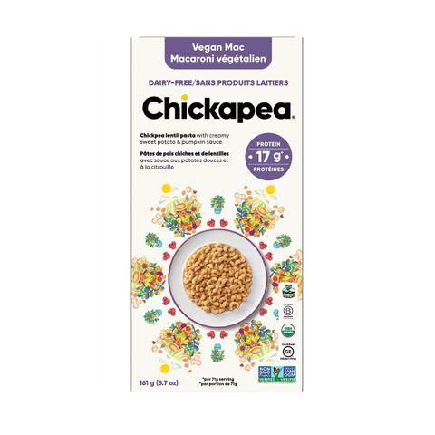 Chickapea Organic Chickpea & Lentil Vegan Mac
