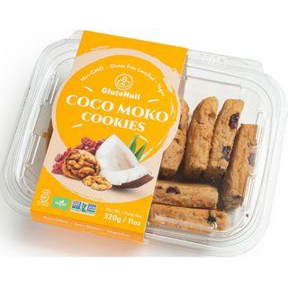 GLUTENULL COOKIES COCO MOKO SHORTBREAD 320G