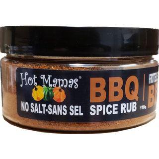HOT MAMAS SPICE RUB BBQ 110G