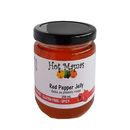 Hot Mamas Pepper Jellies