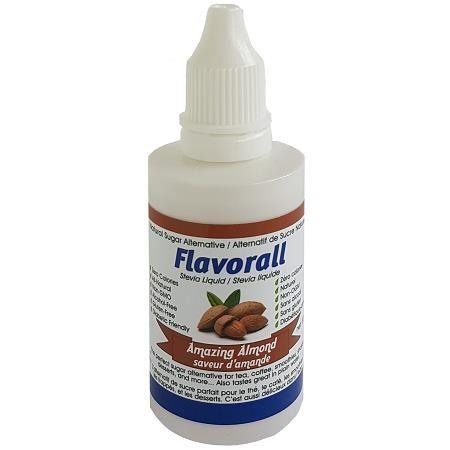 Flavorall Alcohol-Free Liquid Stevia