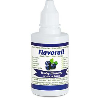 FLAVORALL BUBBLY BLUEBERRY 50ML
