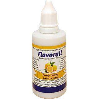 FLAVORALL LIVELY LEMON 50ML