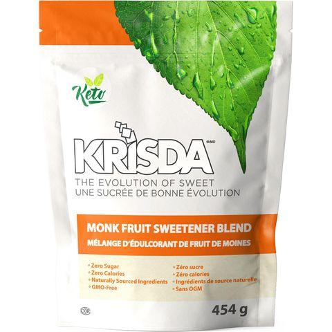 Krisda Monk Fruit Sweeteners