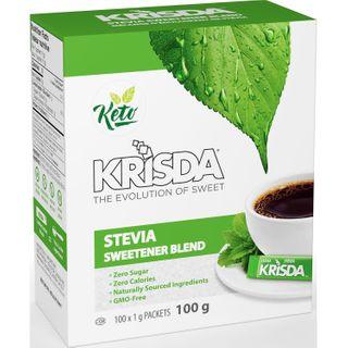 KRISDA PACKETS STEVIA 100X1G