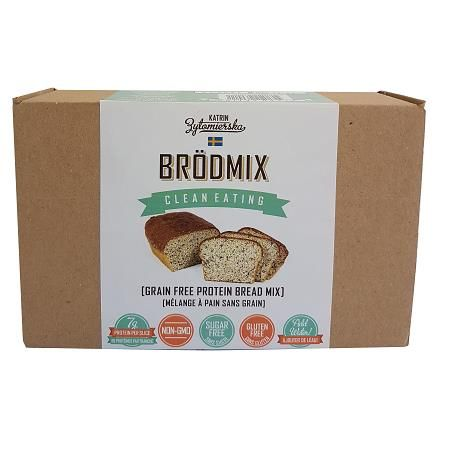 KZ Clean Eating Scandinavian Protein Bread Mix