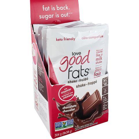 love good fats Keto Shake Packets