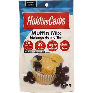 HTC LOW CARB MUFFIN MIX 110G