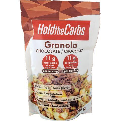 HoldTheCarbs Low Carb Granolas