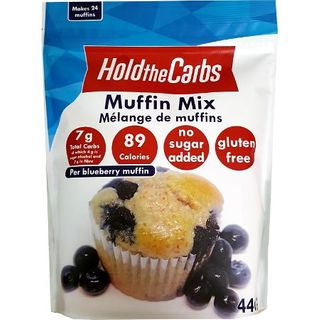 HTC LOW CARB MUFFIN MIX 440G
