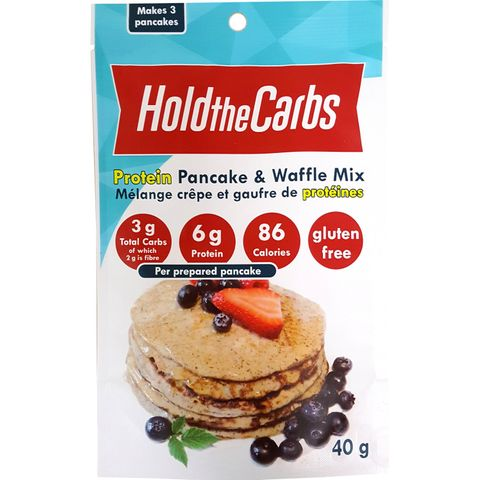 HoldTheCarbs Low Carb High Protein Bake Mixes