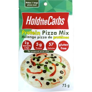 HTC LOW CARB PROTEIN PIZZA MIX 75G
